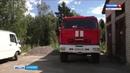 Лесные пожары участились в Карелии из за жаркой погоды