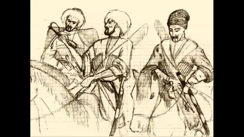 Ногайцы Кубанской Орды (Кобан элдинъ ногъайлары)