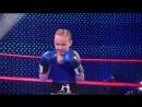 Девочка боксерша из Павлодара покорила американских зрителей