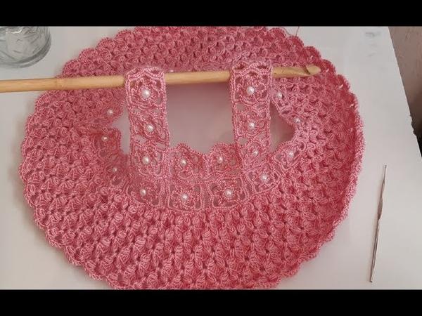 Blusa a crochet o ganchillo, paso a paso , facil y rapido