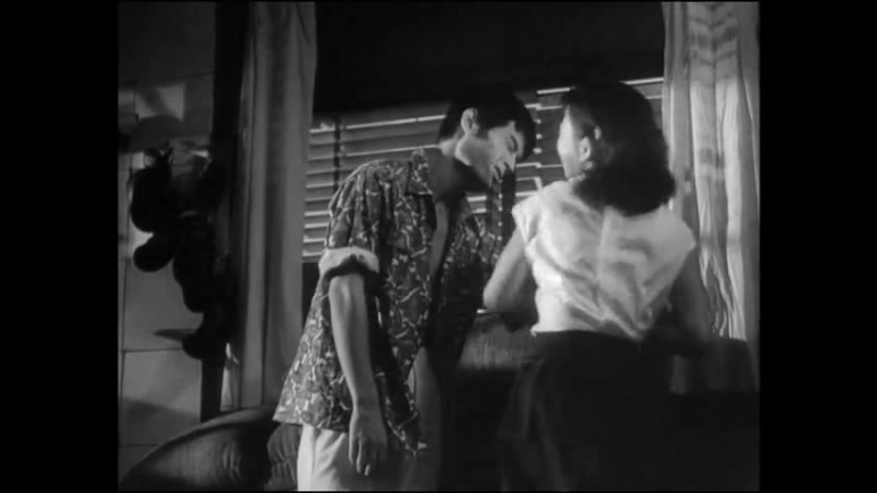 Черная река Kuroi kawa (1957) Режиссер Масаки Кобаяси
