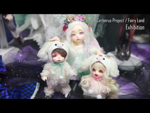 CP/FairyLand Exhibition [Art Toy Culture 2017] (FHD)