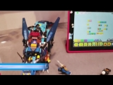 Ninjago Stormbringer Turns Lego Boost into a Dragon Robot.mp4