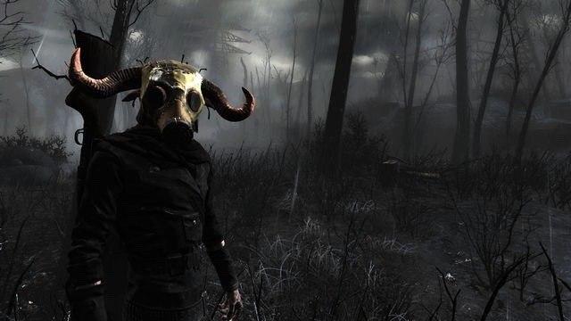 В честь праздника вопрос, а было ли вам когда-нибудь действительно страшно в Fallout?