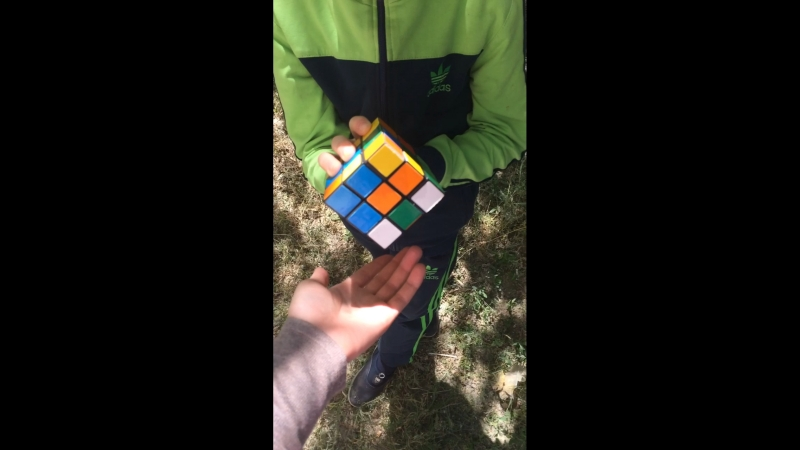 2 июня кубик-рубик
