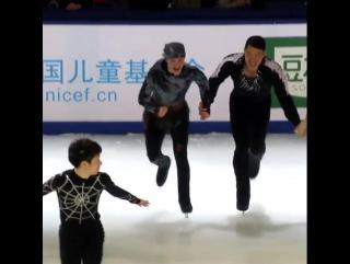Финал гала. Cup Of China 2017. Михаил Коляда