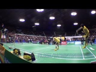Badminton Highlights Kamura_Sonoda Vs Hayakawa_ Endo 2015