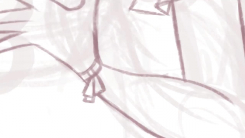Quannywise Commission [SPEEDPAINT] (как рисовать аниме в САИ)