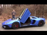 Вот почему Lamborghini Aventador SV стоит $500 000