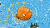 TASTY BLUE СЪЕДОБНЫЙ МИР ОКЕАНА Детские игры Мультик игра про РЫБКУ ОБЖОРУ Детский летсплей #2