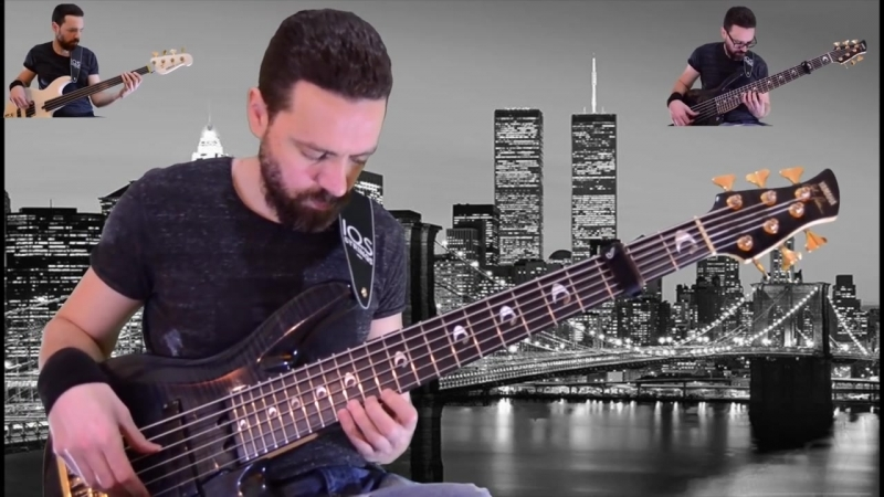 Englishman in New York - Arrangement for 4 bass