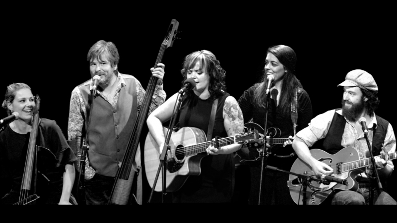 Verses - Allison Crowe and Band - Welcome to Us