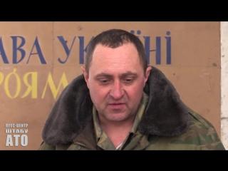 Бойцы ВСУ взяли в плен российского боевика