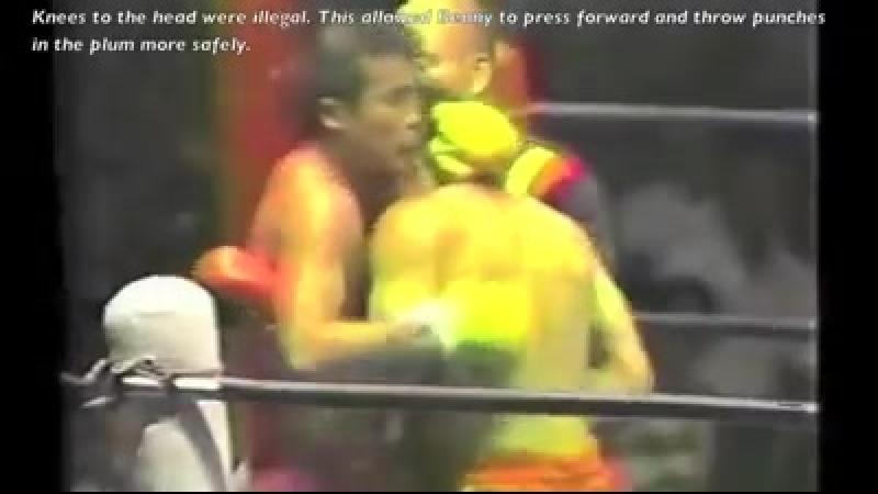 Бой междуКацуюки Suzuki и Бени уркидесом