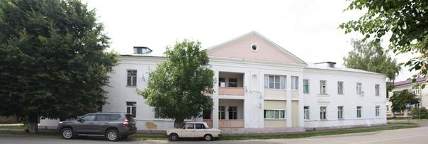 «Сталинский» жилой дом.