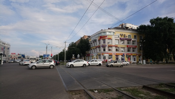В Коломне есть рабочий трамвай — класс!