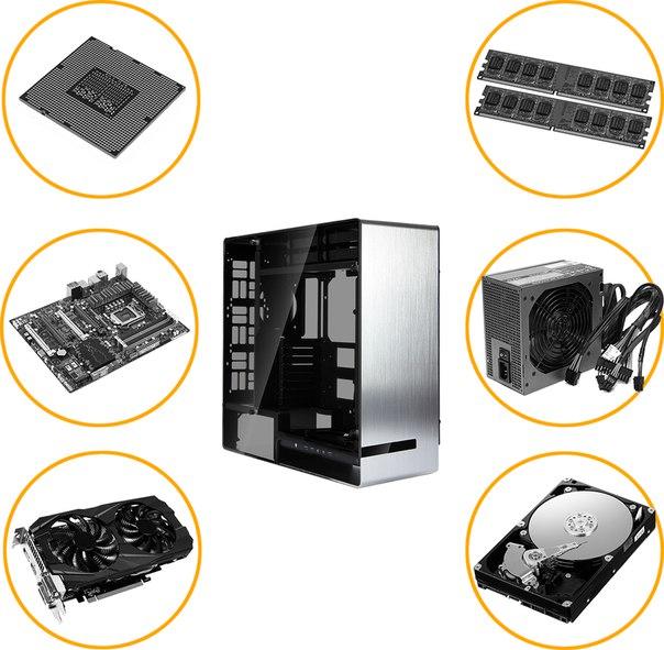 Покупка PC