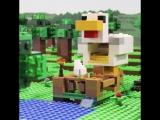 LEGO Minecraft 21140 Курятник
