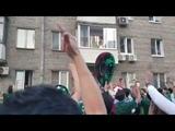 Мексиканские болельщики скандируют РОССИЯ РОССИЯ на Чемпионате по футболу