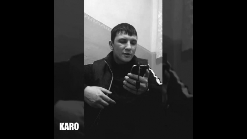 KARO -ДОЖДЬ.(Live newкуплет)mp4