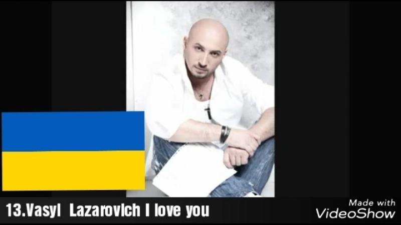 Национальный отбор Украины на Евровидении 2010 мой топ 25