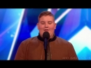 Golden Buzzer act Kyle Tomlinson proves David wrong ¦ Auditions Week 6¦ Britain's Got Talent 2017