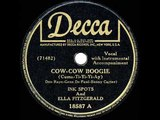 1944 HITS ARCHIVE Cow-Cow Boogie - Ink Spots &amp Ella Fitzgerald (#1 R&ampB hit)