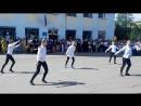 Танец 7-Б класса
