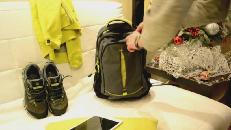 Вместительный рюкзак Wenger Nur Gut