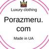 Женская одежда по Размеру | porazmeru.com