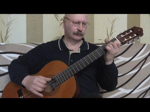 На Муромской дорожке (Russian folk song On the Murom track)