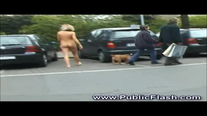 Nude in public 5