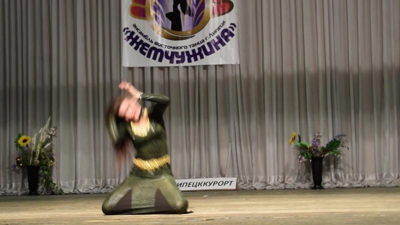 Восточные танцы, одна из Жемчужин.