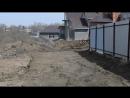 Уничтожение старицы Чулыма в Ачинске