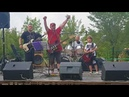 Святослав Садловский и группа «Mishutka's band»: - выступление на Рок фестивале Энергия молодости