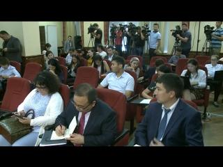 Онлайн-трансляция пресс-конференции по итогам заседания Правительства — 07.08.2018
