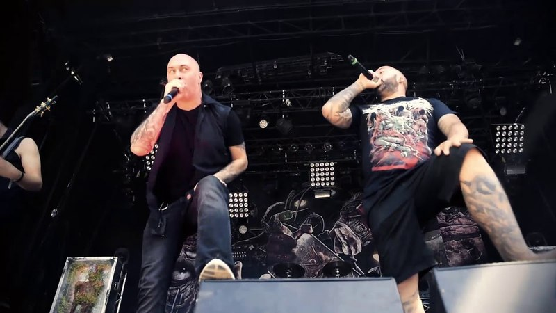 ABORTED feat. Julien from BENIGHTED - Termination Redux - SYLAK 2017