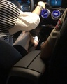 """Виктория Дайнеко on Instagram: """"Первый раз в жизни сидела в Авто, который сам парковался. Причём это оказалась моя новая машина😱😲 это же огонь! Ска..."""