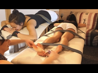 FrenchTickling - Thians Face Down Tickle Torture