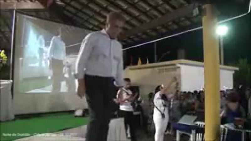 Noite da Gratidão - Comunicação de Dr. Bezerra de Menezes através do médium José Medrado