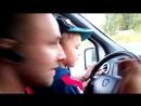 первые уроки вождения от крёстного