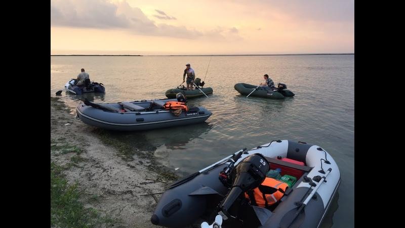 Веселовское водохранилище 1 июля 2018 Выезд группы Рыбалка