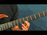 Bass guitar lesson play that funky music wild cherry