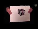 3D рисунки невероятные оптические иллюзии, обман зрения