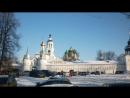 Крещение в Ярославле на реке Волге у стен Толгского монастыряв 2014г и в селе Вятское