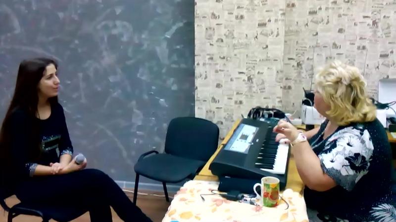 Под музыку Вивальди (реп. 6) ст. - Величанский А., муз - Берковский В. и Никитин С., исп. - Юлия Анатольевна и Аня