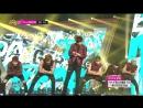 BTS Dange Music Core 20140830