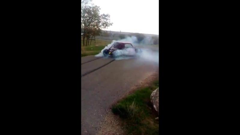 Drift-Capsula/ burnout...