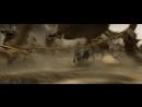 Харадримы на слонах нападают на Эорлингов - Властелин колец- Возвращение короля (2003)