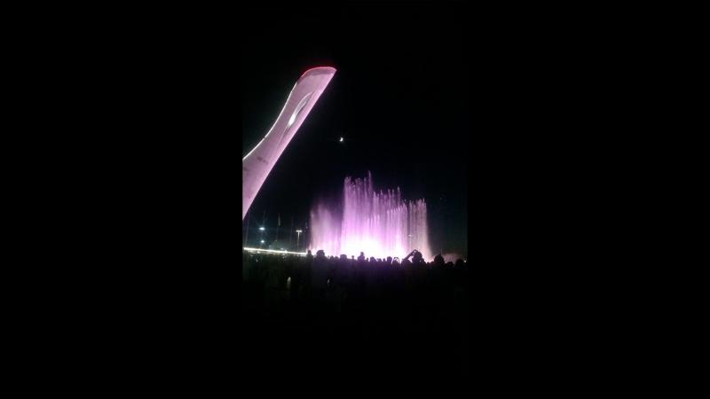 Олимпийский парк-Сочи